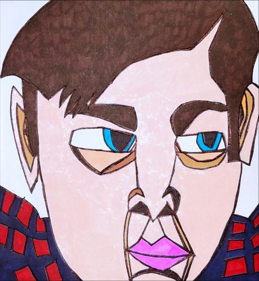 Tobey Maguire par armattock